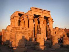 Kom Ombo, Egypt.  Kom Ombo Temple