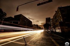 """NYC during """"sandy"""" blackout by Randy Scott"""