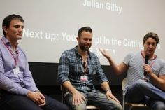 Welcome To The Punch: Script to Screen #LondonSWF - I enjoyed this chat then most!!!