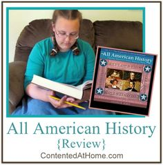 All American History {Review}  | Contented at Home