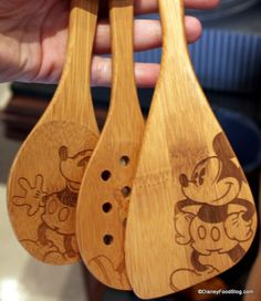 Mickey Mouse Utensils - made me think of you Roni!!! @ronimowery