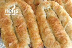 Lavaştan Harika Börek – Nefis Yemek Tarifleri Hot Dog Buns, Hot Dogs, Peta, Bread, Hamburger, Food, Yogurt, Brot, Essen