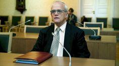 Entinen keskustan kansanedustaja Jukka Vihriälä oli tiistaina korkeimman oikeuden kuultavana.