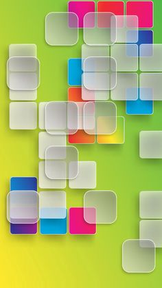 iPhone 5 Wallpaper Iphone 5 Wallpaper, Mobile Wallpaper, Boarder Designs, Bright Paintings, Background Pictures, Material Design, Icon Design, Cubes, Squares