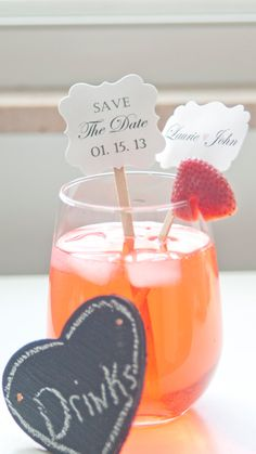 "Totally going to do this for the save the date ""card"" idea!! So ya if this hits your desk lol ya  its me!"