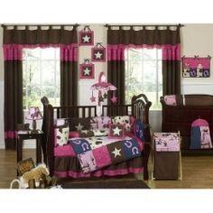 Horse+Themed+Baby+Nursery+Decor
