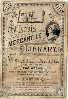 st. louis mercantile library