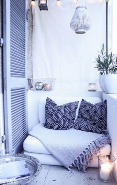 #Balcony decorating idea #interiordesign