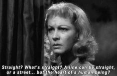 Vivien Leigh in A Streetcar named Desire • Directed by Elia Kazan 1951