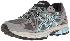 ASICS Womens GelKahana 8 Trail Runner -- More info could be found at the image url. (This is an Amazon affiliate link)