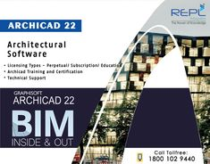 - Architectural Software * Licensing Type - Perceptual/ Subscription/ Education * Archicad Training and Certification * Technical Support For more information details Call at :- Flexibility, Software, Knowledge, Training, Type, Education, Architecture, Building Information Modeling, Arquitetura
