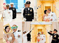 Entrance » Vero Suh Photography >> Navy wedding, San Francisco Asian Art Museum
