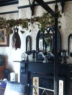 Bats & Broomsticks, the-dracula-room Westgrove, Whitley