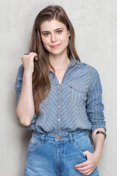 camisa linem stripes | Dress to