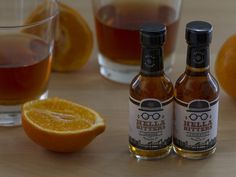 Cocktail Bitters by Hella Bitters