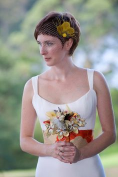 Rangoli Jewellery and Hair Accessories by Aisling Nelson: November 2010 #oriental #wedding #paperlesswedding #dress #flowers #headdress