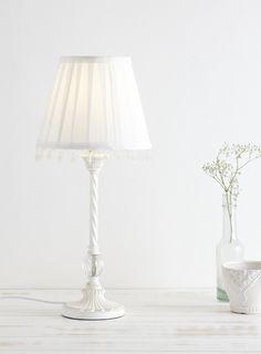 Hanna Table Lamp - BHS