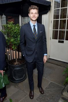 "Jim Chapman - ""GQ Style & dunhill host celebrations at Bourdon House - GQ.co.uk"""