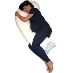 Snoozer pillow - Best body pillow for side sleepers