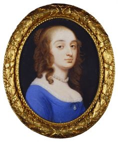 Samuel Cooper - Portrait of a lady, called Mary, Princess of Orange Charles Ii Of England, Queen Of England, Uk History, British History, Henrietta Maria, House Of Stuart, Elizabeth Of York, Miniature Portraits, Miniature Paintings