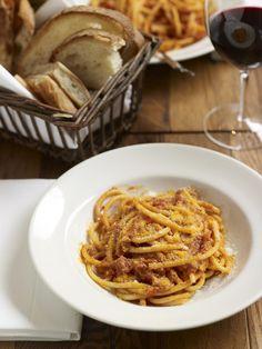 Italian - Pasta, Bread, Wine