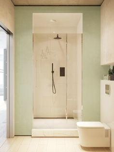 Small Minimal Apartment Design In White | Modern Design | Inspiring  Bathrooms | Pinterest | Minimal, Toilet And Flats