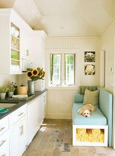 Robert Passal - cute small kitchen