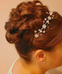 Bridal upstyle Bridal, Earrings, Jewelry, Fashion, Ear Rings, Jewellery Making, Moda, Stud Earrings, Bride
