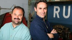 American Pickers - Frank & Mike
