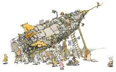 Art by Mattias Adolfsson*  • Blog/Website | (www.mattiasadolfsson.com) • Online Store | (https://www.mattiasadolfsson.bigcartel.com)    ★ || CHARACTER DESIGN REFERENCES™ (https://www.facebook.com/CharacterDesignReferences & https://www.pinterest.com/characterdesigh) • Love Character Design? Join the #CDChallenge (link→ https://www.facebook.com/groups/CharacterDesignChallenge) Share your unique vision of a theme, promote your art in a community of over 50.000 artists! || ★