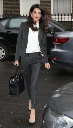 19 Ways to Look as Stylish as Amal Clooney — No Matter Where You're Headed