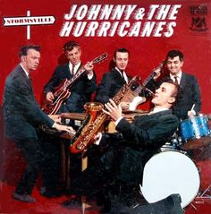 """Stormsville"" (1960, Warwick) by Johnny And The Hurricanes."
