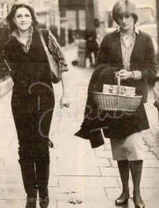 Drei-Zimmer-Appartement in der Coleherne Court 60 wurde von Diana im Juli 1979…