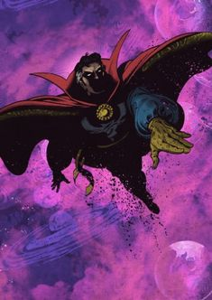 """Beautiful """"Doctor Strange"""" metal poster created by Marvel . Our Displate metal prints will make your walls awesome. Drawing Cartoon Characters, Comic Book Characters, Character Drawing, Marvel Characters, Comic Character, Cartoon Drawings, Marvel Comics Art, Marvel Comic Books, Marvel Avengers"""