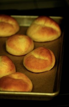 Incredibly delicious, soft, feathery, and buttery Bread Rolls
