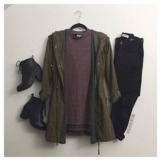 Create your own closet and sell your used clothing, shoes and items in our marketplace. Fall Winter Outfits, Autumn Winter Fashion, Outfits For Teens, Casual Outfits, Pretty Outfits, Cute Outfits, Teen Fashion, Fashion Outfits, Moda Outfits