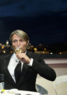 This man is now inhabiting all my dreams! I'm mad about MADS!......I did not write this first part but I tend to agree!
