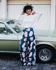 Comment coudre un pantalon large : 15 patrons de couture - Marie Claire
