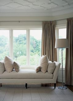 """how to fill up large bedrooms  IrvineHomeBlog.com   I wish I could replicate this one """"❤"""""""