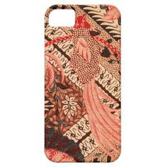 batik case 22 iPhone 5 cases