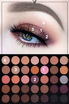 Makeup Revolution: Morphe - 35 Color Warm Palette 35W - VORANA