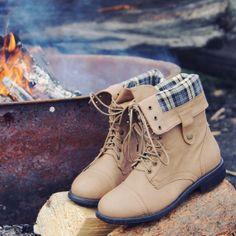 The Lodge Boots... sweet fall & winter boots. www.spool72.com