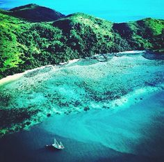 Take me away!!! #beautiful #blue #tropical #islandlife