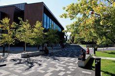 Unilock - University of Toronto-Mississauga Campus with Series 3000 pavers in Ontario
