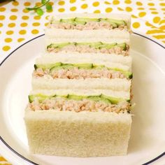 Home Recipes, Asian Recipes, Bread Recipes, Mini Sandwiches, Luxury Food, Toddler Meals, Easy Cooking, Tasty Dishes, Japanese Food