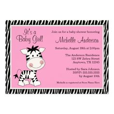 $$$ This is great for          Cute Pink Zebra Baby Shower Invitations           Cute Pink Zebra Baby Shower Invitations In our offer link above you will seeHow to          Cute Pink Zebra Baby Shower Invitations Here a great deal...Cleck Hot Deals >>> http://www.zazzle.com/cute_pink_zebra_baby_shower_invitations-161644731950463994?rf=238627982471231924&zbar=1&tc=terrest