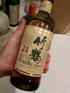 Well Siddoway you werent drinkin it Nikka Whisky, Whiskey Bottle, Wines, Japan, Pure Products, Hokkaido, Japanese