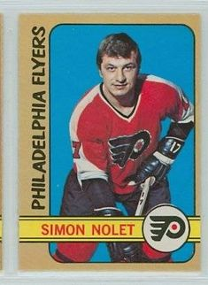 Simon Nolet #10 Flyers Stanley Cup, 1930s, Childhood, Baseball Cards, Sports, Hs Sports, Infancy, Sport, Childhood Memories