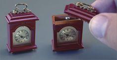 Working Mantle Clocks