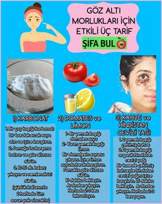 GÖZ ALTI MORLUKLARI İÇİN ETKİLİ ÜÇ TARİF Healing Images, How To Grow Eyebrows, Skin Mask, Homemade Skin Care, Diet And Nutrition, Face Care, Diy Hairstyles, Healthy Lifestyle, Beauty Hacks